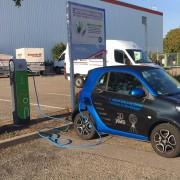 Foto 1 del punto Ladestation Smart innogy eMobility Solutions GmbH