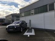 Foto 1 del punto Chargingstation at a Audi dealer location