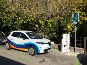 Foto 2 del punto Punt de recàrrega públic Ripollet - (Ajuntament)