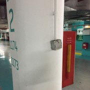 Foto 1 del punto SABA Parking. Sobre plaza Antonio Banderas