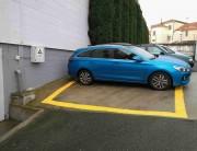 Foto 1 del punto Hyundai Finisterre Motor