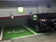 Foto 1 del punto Parking Saba Estacion tren de Xativa