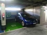 Foto 2 del punto Parking Xoan XXIII