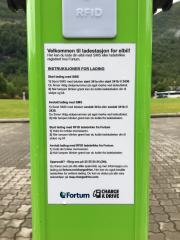 Foto 6 del punto Fortum - Geiranger