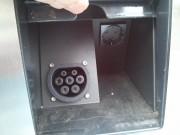 Foto 2 del punto IBIL - Parking Eroski Hiper Zalla