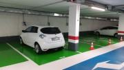 Foto 6 del punto Parking Los Sitios
