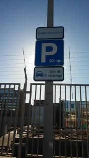 Foto 16 del punto Electrolinera AMB 03 - carrer de la TV3 - Sant Joan Despí