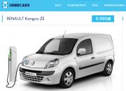 Renault Kangoo Z.E Maxi Z.E. 2 plazas segunda mano