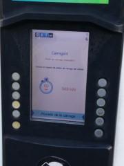 Foto 9 del punto Electrolinera AMB 02 - carrer Baltasar Oriol - Cornellà de Llobregat