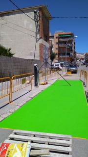 Foto 9 del punto Carrer de Lluís Companys de Sant Pere de Ribes