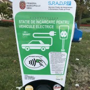 Foto 1 del punto Parking open air