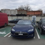 Foto 1 del punto Renovatio e-charge - Kaufland Timisoara