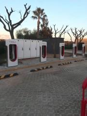 Foto 6 del punto Tesla Supercharger Alcantarilha