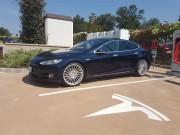 Foto 6 del punto Supercargador Tesla Caldes Malavella