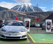 Foto 2 del punto Martigny Tesla Supercharger