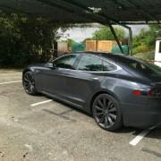 Foto 44 del punto Supercargador Tesla Burgos