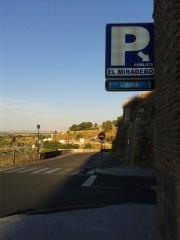 Foto 36 del punto Parking El Miradero