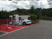 Foto 13 del punto Supercargador Tesla Girona