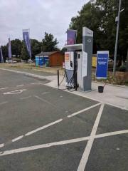 Foto 1 del punto Corri-Door area de servicio Poitou Charentes Sens Nord - Sud (Dirección Bordeaux)