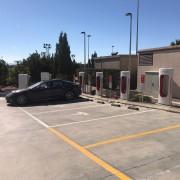 Foto 1 del punto Supercargador Tesla Valencia