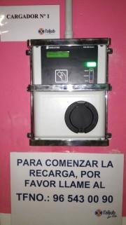 Foto 20 del punto Centro Comercial El Aljub Tesla DC