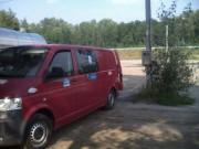 Foto 4 del punto Parking, 206km road Kyiv-Kharkiv, (EV-net)
