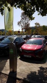 Foto 7 del punto Parking IFEMA