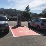 Foto 4 del punto EDP Parking El Lleráu - Cangues d'Onís