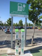 Foto 24 del punto C.C. Xanadú aparcamiento norte