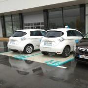 Foto 1 del punto Renault Autonervion