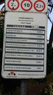 Foto 1 del punto FastPark Oficinas Municipales