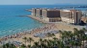 Foto 1 del punto Puerta del Mar (Hoteles Porta Maris y Melia Alicante)