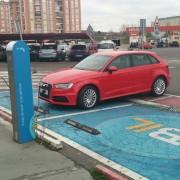 Foto 6 del punto IBIL - Parking Carrefour Zamora