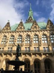 Foto 1 del punto Hamburg City Hall