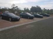 Foto 2 del punto Supercargador Tesla Caldes Malavella