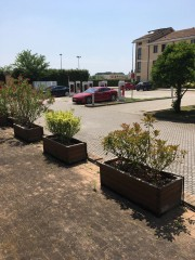Foto 1 del punto Supercharger Occhiobello, Italy