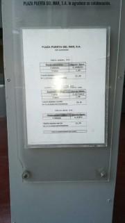 Foto 2 del punto Puerta del Mar (Hoteles Porta Maris y Melia Alicante)