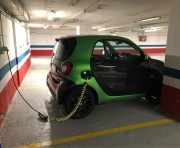 Foto 1 del punto Parking Orense 24