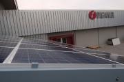 Foto 1 del punto DIGAMEL CORUÑA - Pérgola fotovoltaica