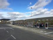 Foto 5 del punto Tesla Supercharger Mérida