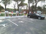 Foto 7 del punto Tesla Supercharger Tordesillas