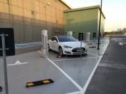 Foto 14 del punto Supercargador Tesla Murcia