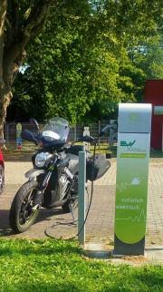 Foto 1 del punto Ladestation Smart Regionetz GmbH