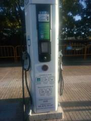 Foto 8 del punto Electrolinera AMB 04 - carrer del Progrés - Gavà