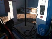 Foto 2 del punto IBIL - Gasolinera Repsol Las Villas Valladolid