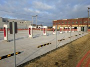 Foto 5 del punto Supercharger Aberdeen, WA