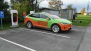 Foto 2 del punto Tesla Supercharger, Jung