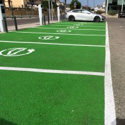 Foto 3 del punto Ayuntamiento Ibiza, Parking Toyota