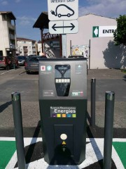 Foto 1 del punto MObiVE/Saint-Sylvestre-sur-Lot/Avenue Jean Moulin/12
