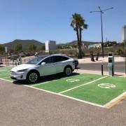 Foto 1 del punto Ayuntamiento Ibiza, Parking Toyota